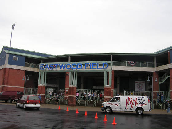 Eastwood Field - Main Entrance