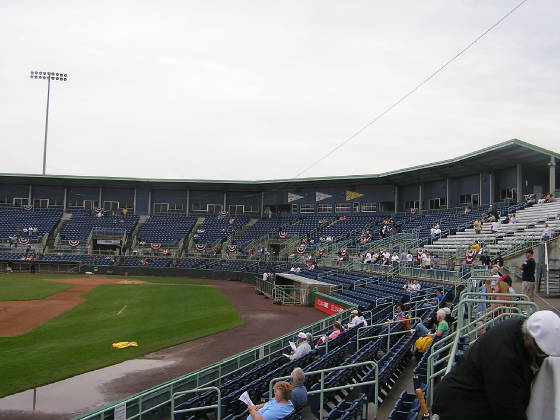 Eastwood Field from Right Field