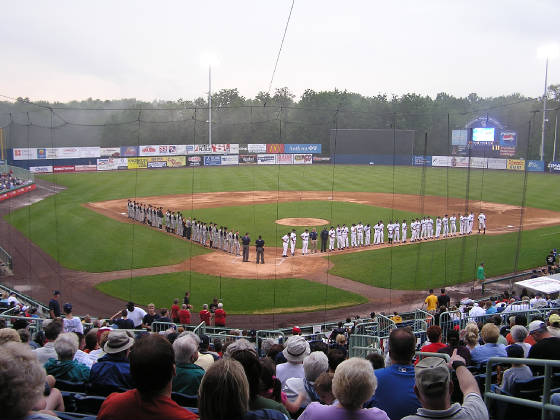 Opening Night 2006 - Eastwood Field