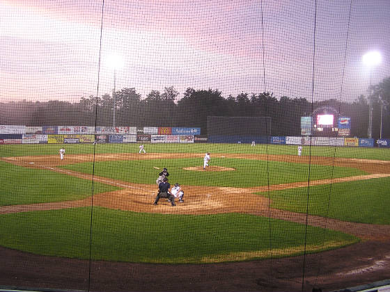 Eastwood Field - Mahoning Valley Scrappers